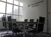 科技领先 捷德集团定制办公家具更要领先