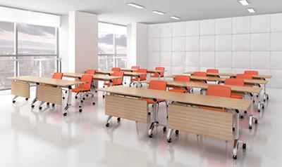 示教室桌椅MG-SJ04