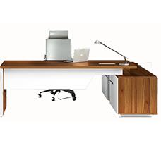教师办公桌椅MG-JB08