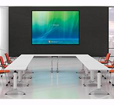 示教室桌椅MG-SJ02
