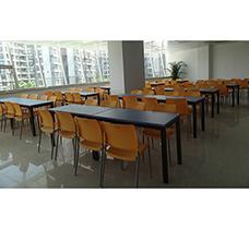 食堂餐桌椅MG-STCZ03